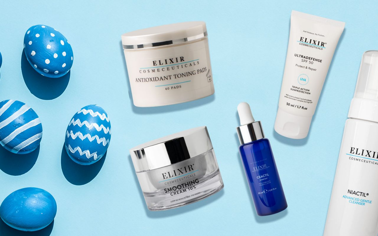 Et hudprogram som booster huden din!
