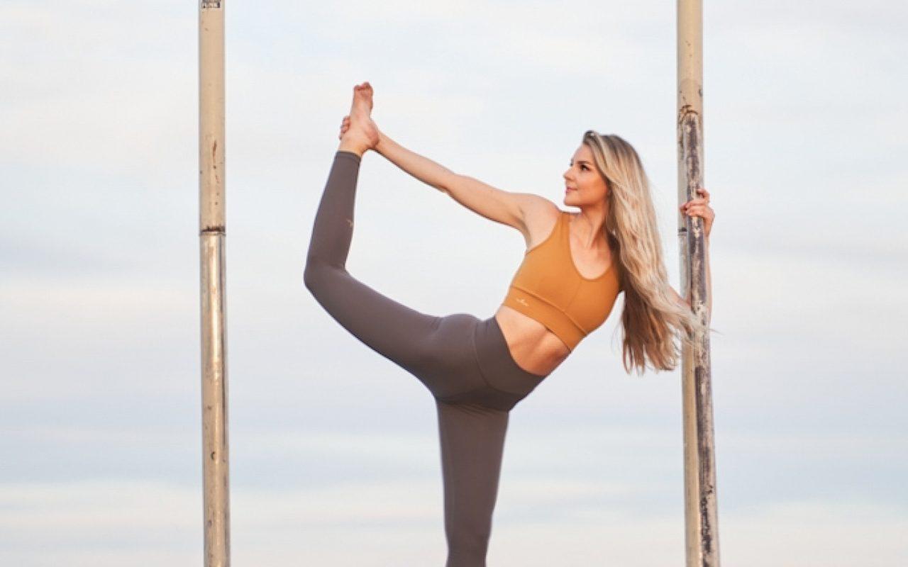 – Yoga har hjulpet meg å finne ro i hverdagen